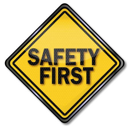 meaning: Inicia seguridad primero