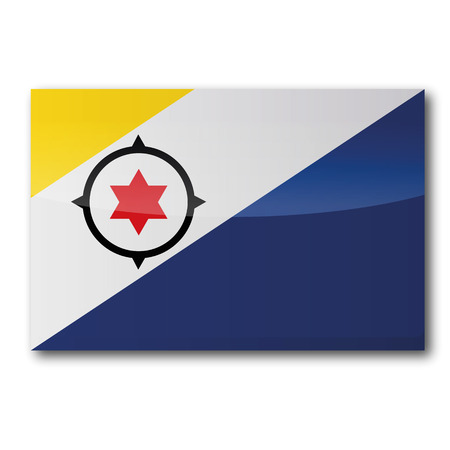 bonaire: Flag of Bonaire