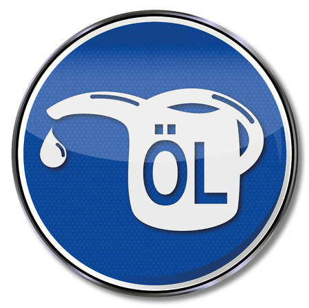 forbade: Oil and oil can