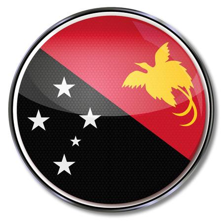 Nuova Guinea: Pulsante Nuova Guinea Vettoriali