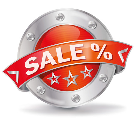 advising: Button sale and percentages