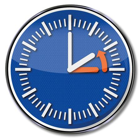 siesta: Fuso orario Segno inverno, tempo di conversione e il tempo