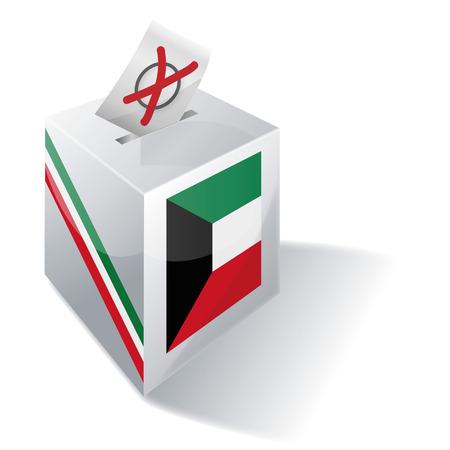 Ballot box Kuwait