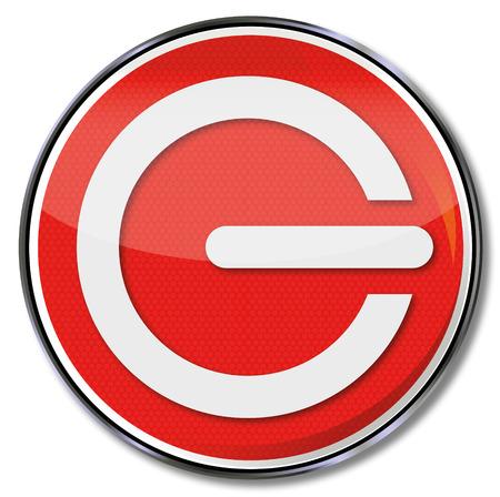 boton stop: Bot�n de parada