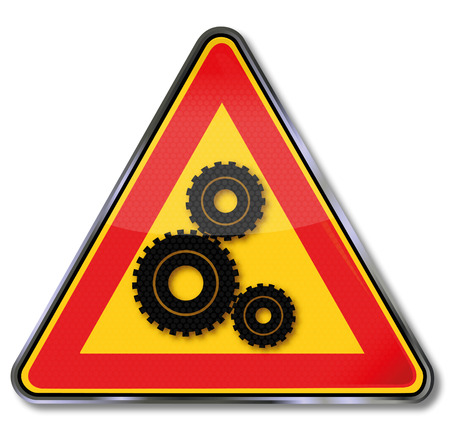 high torque: Sign cogs and gears