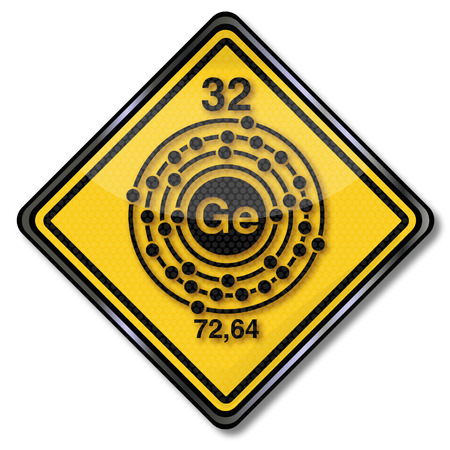 Sign chemistry and chemical characters germanium