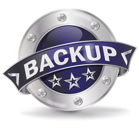 advising: Button backup Illustration