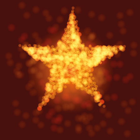 penumbra: Blazing star in the night sky