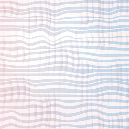 woven label: White stripes pattern