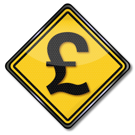 Sign Pound Sterling as a currency