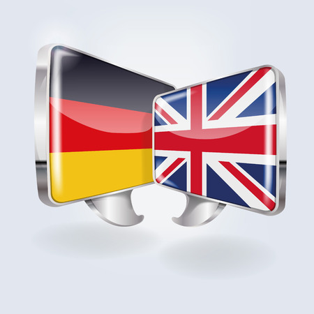keywords adult: Bubbles with German and English