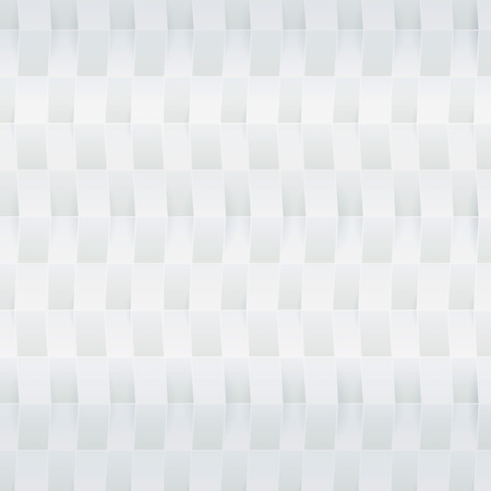 White box and grid pattern
