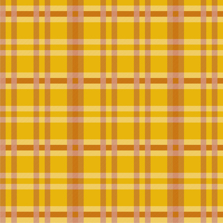Cloth with brown pattern Vector