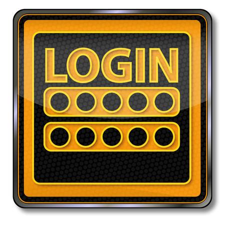 preamble: Shield with login