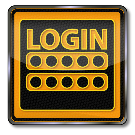 Shield with login
