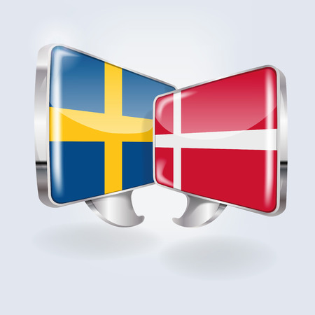 adult education: Bubbles and speech in swedish and danish