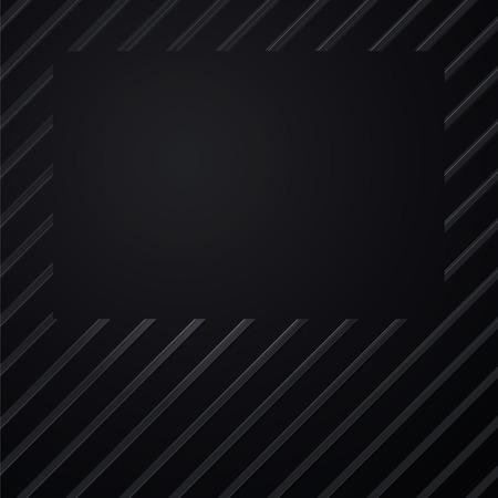 penumbra: Dark stripes and open space Illustration