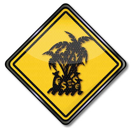 hidden taxes: Sign tax haven and island