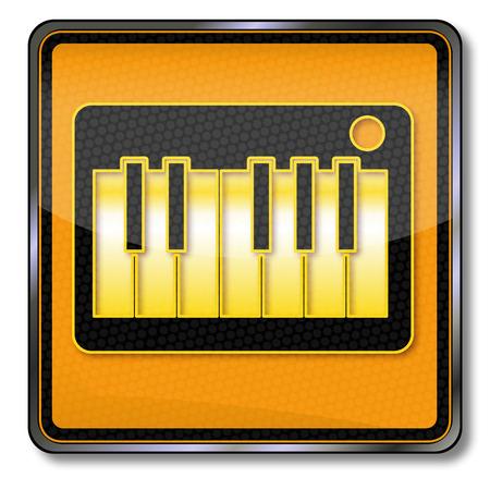 Music, piano and keyboard