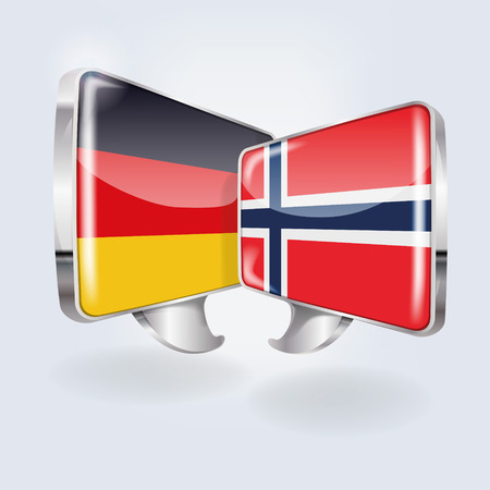 adult education: Bubbles and speech in Norwegian and German