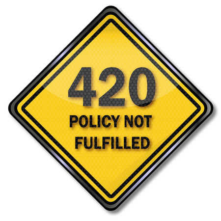interruption: Computer shield 420 Policy Not Fulfilled