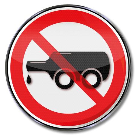 incartade: panneau d'interdiction pour l'alcool au volant et la bouteille sur roues