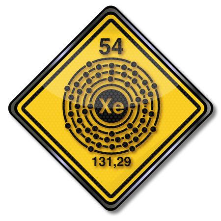 enlaces quimicos: Car�cter qu�mica sesi�n Xenon