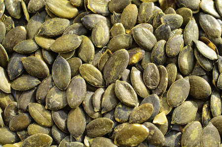 concession: Sunflower seeds Stock Photo