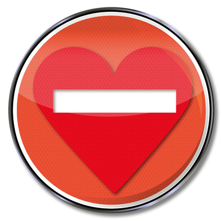 commonality: One way street sign for love