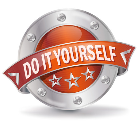 do it yourself: Button do it yourself