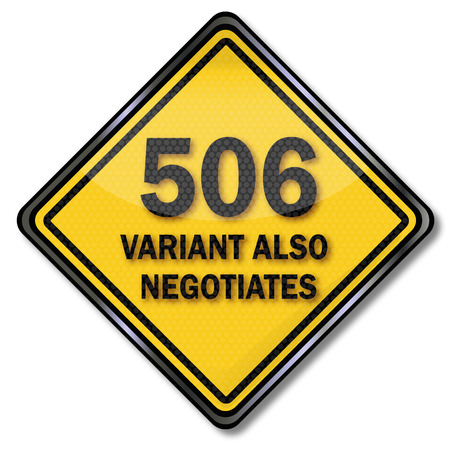 termination: Computer plate 506 variant also negotiates