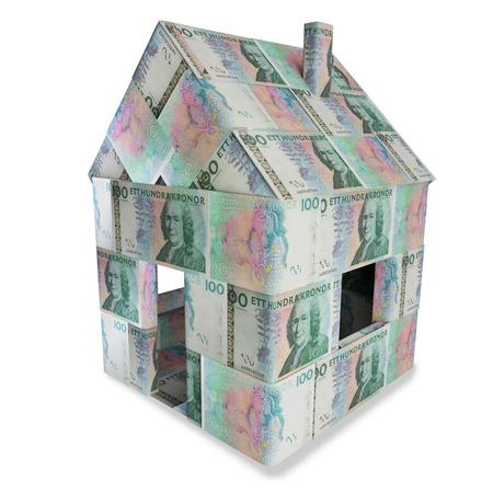 severance: House of 100 swedish kronor