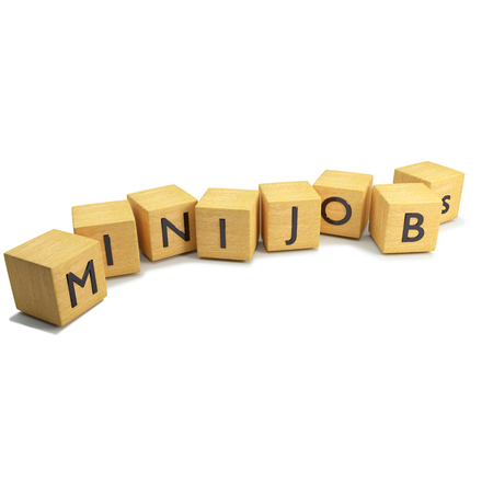 regularly: Cubes with mini jobs