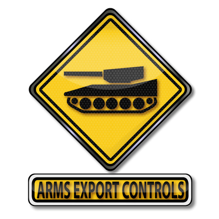 howitzer: Sign with arms exports controls