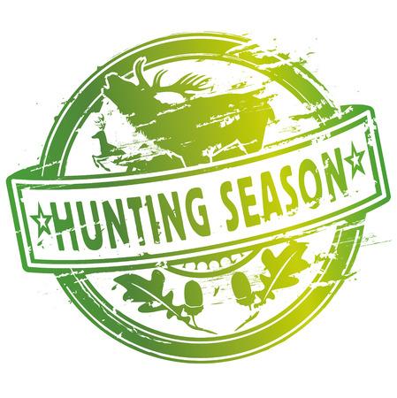 season: Rubber stamp hunting season