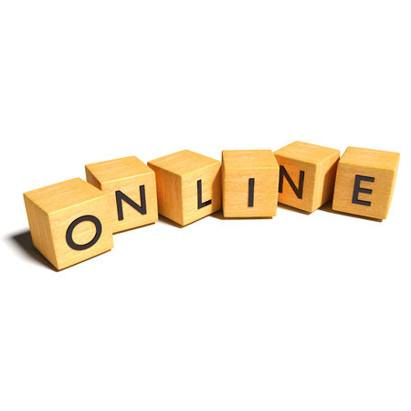electronically: Cubes and online