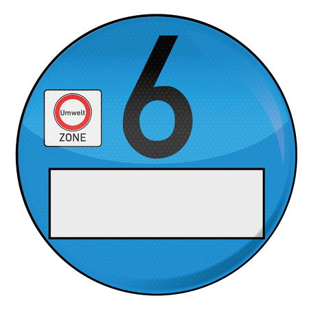 particulate matter: Environment badge number 6