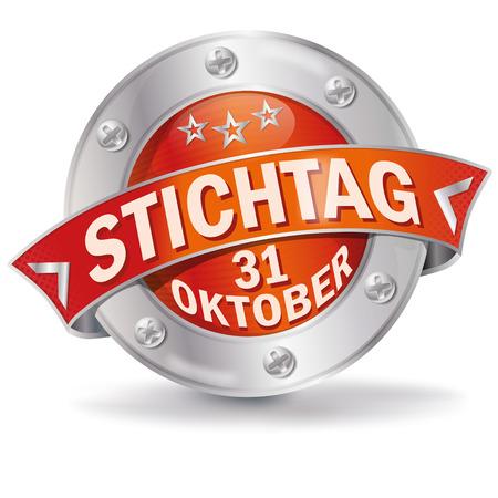 deadline: Button deadline 31th October
