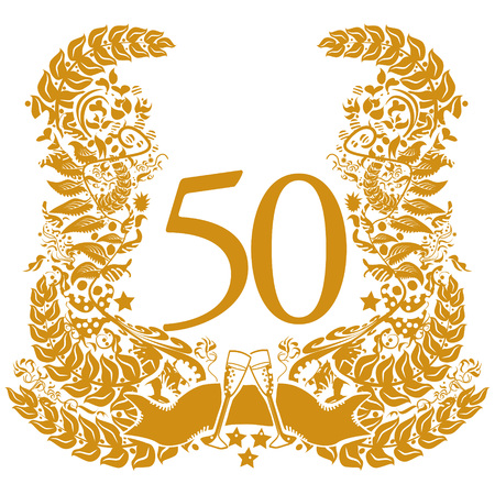 Vignette for the 50th anniversary
