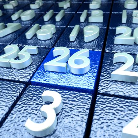 three phase: Twenty-sixth calendar day