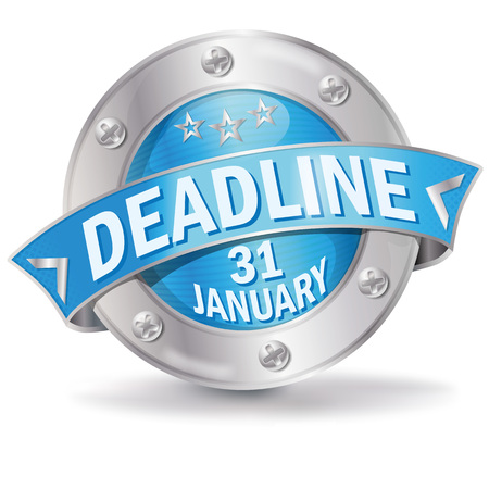 Button Deadline 31. January