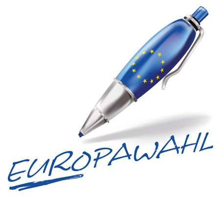 Ballpoint Pen for the European elections