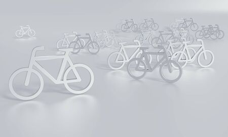 A new concept for bicycles for the street