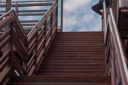 overbridge: Foot overbridge
