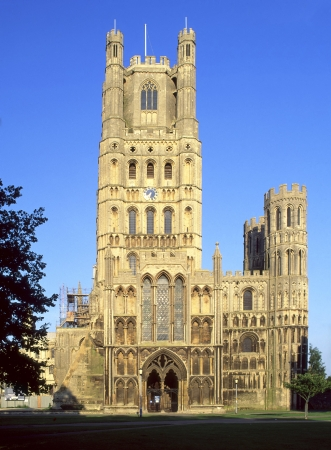 cambridgeshire: Ely Cathedral also known as  the ship of the Fens