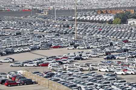compounds: Dockside storage compounds for vehicles United Arab Emirates