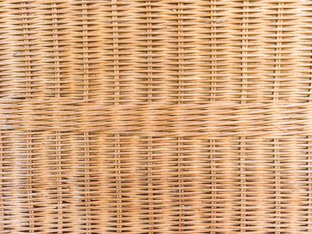 wicker work: texture basketwork background wallpaper, handicraft of Thailand