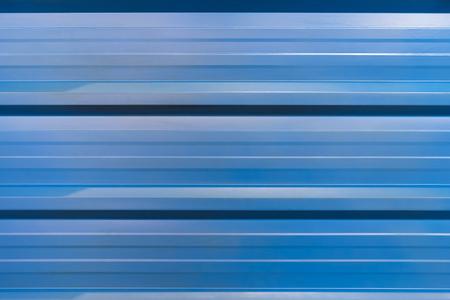 metal sheet: Blue metal sheet. Texture