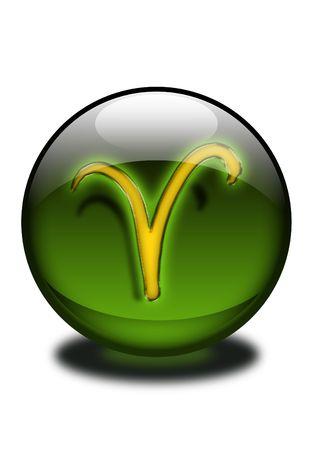 aries-zodiac sign photo