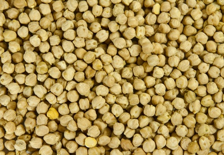 chickpeas:  Uncooked raw chickpeas background